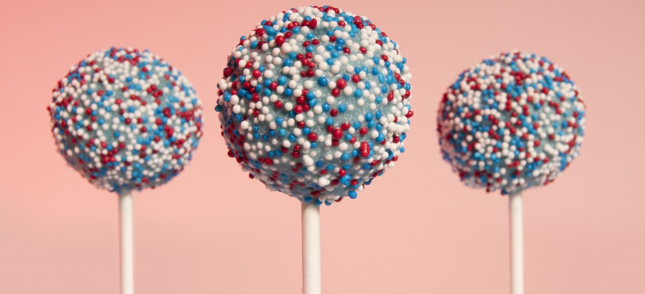 Candy Cake Pop Welcome